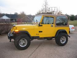 sthrngrls 1994 Jeep Wrangler
