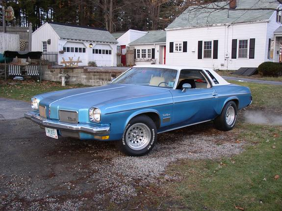 scooby4ever1's 1973 Oldsmobile Cutlass Supreme