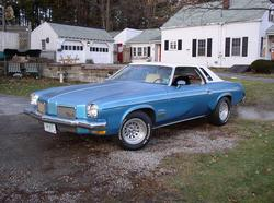 scooby4ever1 1973 Oldsmobile Cutlass Supreme