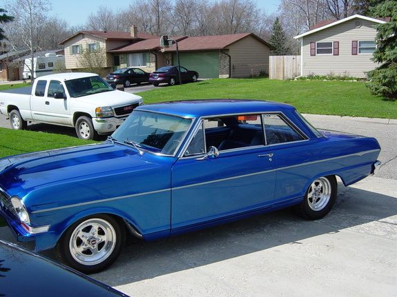 hotrodgary 1962 Chevrolet Chevy II 5691154