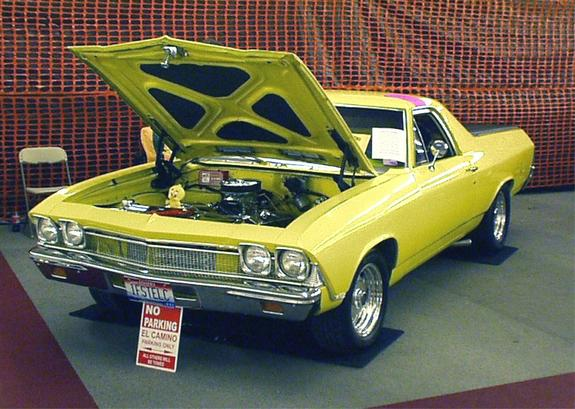 Another 68elcymod 1968 Chevrolet El Camino post... - 5691872
