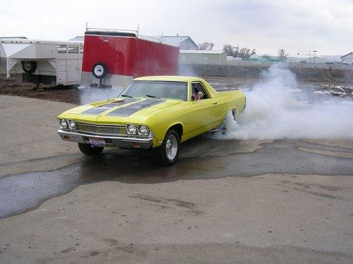 Another 68elcymod 1968 Chevrolet El Camino post... - 5691885