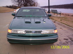 CrownNMe 1995 Ford Crown Victoria