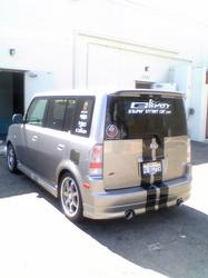 blackpearl079 2005 Scion xB