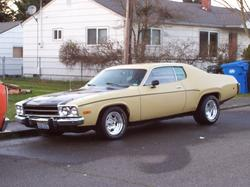 jmb2099 1973 Plymouth Satellite