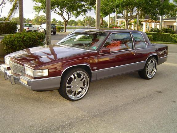 coupedevileon22s 1990 cadillac deville specs photos. Cars Review. Best American Auto & Cars Review