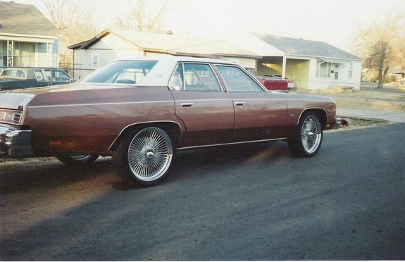 Another Wickeit 1976 Chevrolet Impala post... - 5699058