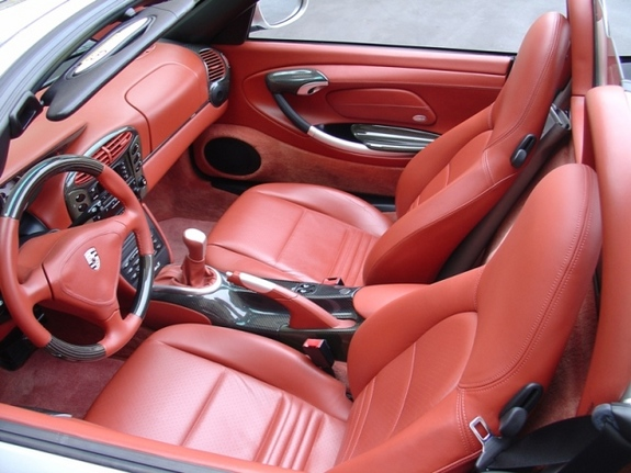 Help with interior color what color is this for Porsche 996 interieur