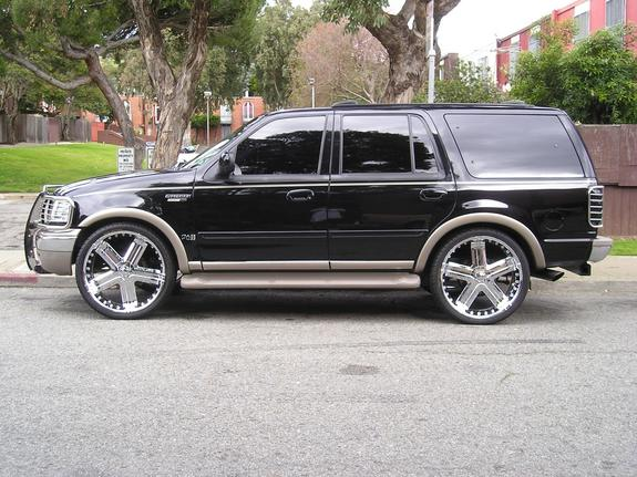 caddy0380 2001 Ford Expedition
