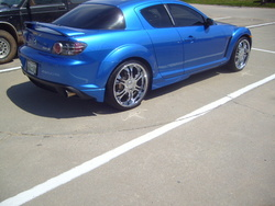 bigc21s 2005 Mazda RX-8