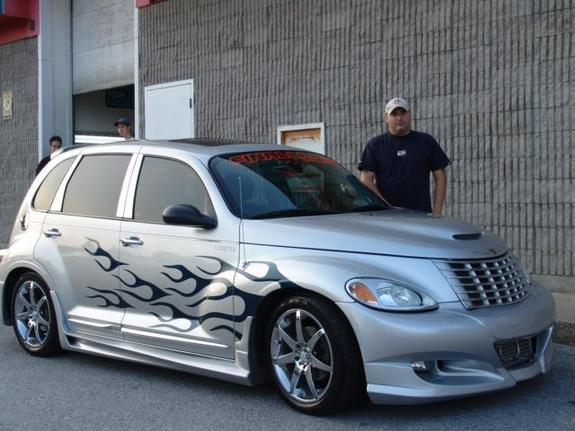 jaspersnow 2003 Chrysler PT Cruiser