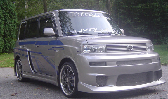 dj kidtrey 2005 scion xb specs photos modification info. Black Bedroom Furniture Sets. Home Design Ideas