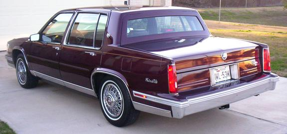roryj8171 1988 cadillac deville specs photos. Cars Review. Best American Auto & Cars Review
