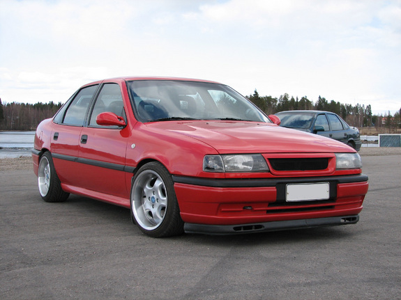 Vectorr 1993 Opel Vectra 5708263