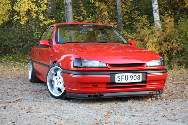 Vectorr's 1993 Opel Vectra