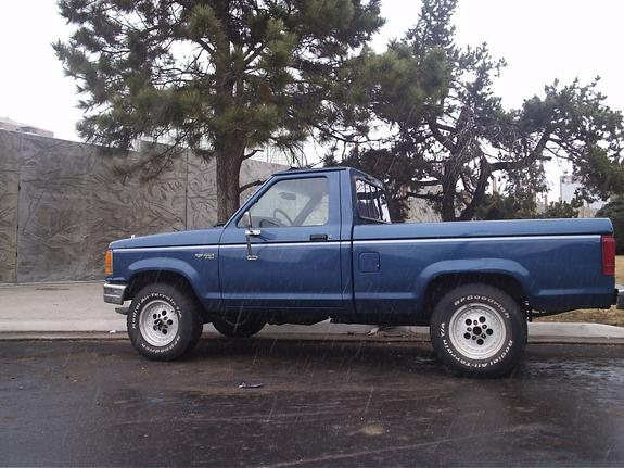 91protegelx 1989 ford ranger regular cab specs photos. Black Bedroom Furniture Sets. Home Design Ideas