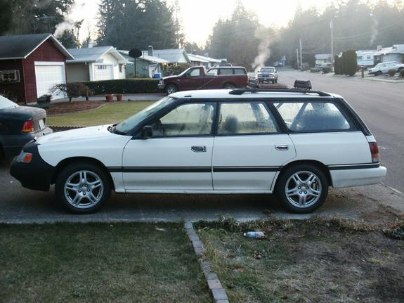 trailblazer24 39 s 1991 subaru legacy in lacey wa. Black Bedroom Furniture Sets. Home Design Ideas