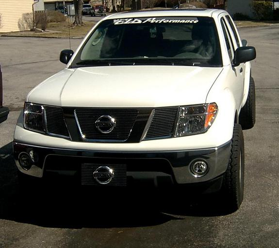 1998 Nissan Frontier Regular Cab Suspension: BreeezyFrontier 2005 Nissan Frontier Regular Cab Specs