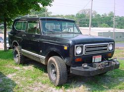 Cheyene1979IHs 1977 International Scout II