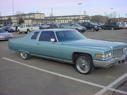 parkernp05s 1976 Cadillac DeVille