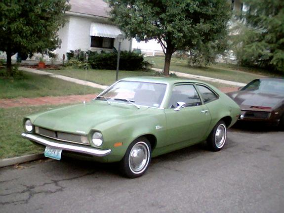 1972 Ford Pinto 4 speed 2.0l very clean for sale: photos ...