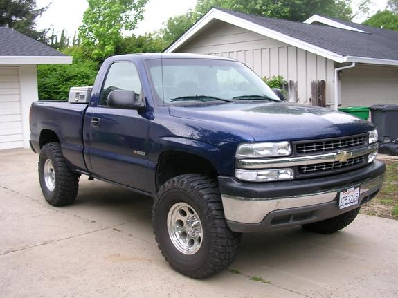 LaserK 1999 Chevrolet Silverado 1500 Regular Cab 7923020021_large