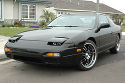 LeashDragon 1990 Nissan 240SX
