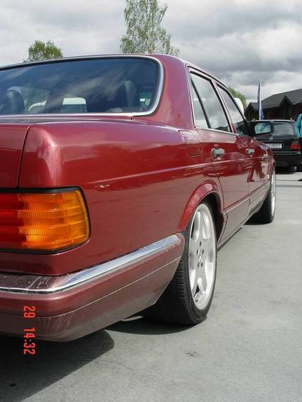 Another benzer25 1989 Mercedes-Benz S-Class post... - 5727887