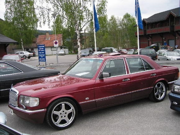 Another benzer25 1989 Mercedes-Benz S-Class post... - 5727888