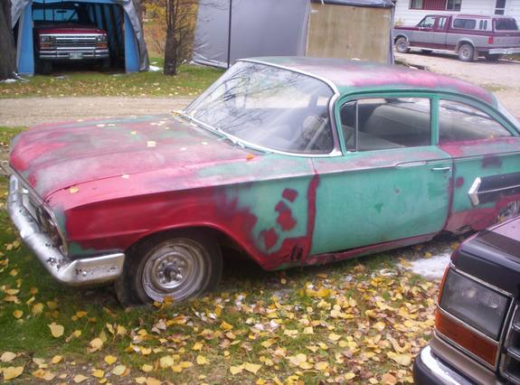 Another burn32 1960 Chevrolet Bel Air post... - 5727974