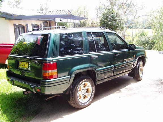 Another utegod 1996 Jeep Grand Cherokee post... - 5727261