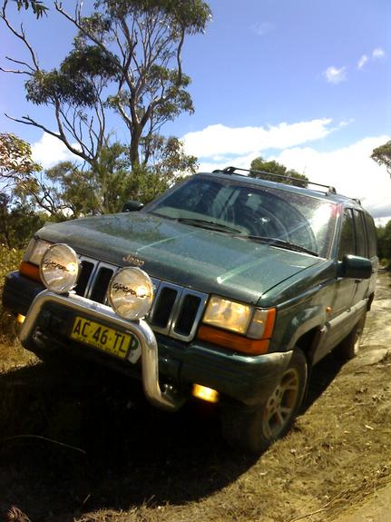 Another utegod 1996 Jeep Grand Cherokee post... - 5727282