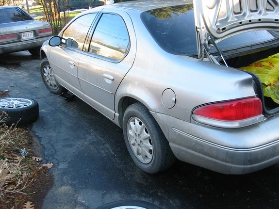 Another inbndcyfer 1999 Chrysler Cirrus post... - 5730894