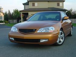 seejee 2001 Acura CL