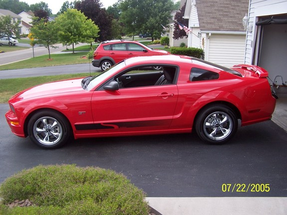 Another Blade_303 2005 Ford Mustang post... - 5731933