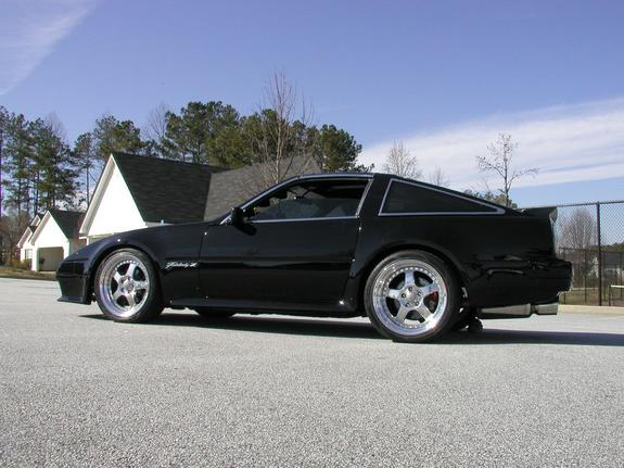 c230sportscoupe 39 s 1986 nissan 300zx in portsmouth va. Black Bedroom Furniture Sets. Home Design Ideas