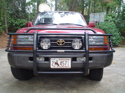 cggkicks 1995 Toyota Land Cruiser