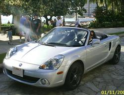silverstreakmr2s 2003 Toyota MR2