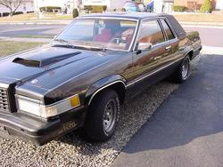 BLK80BIRD 1980 Ford Thunderbird