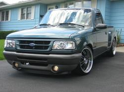 a23dranger 1996 Ford Ranger Regular Cab