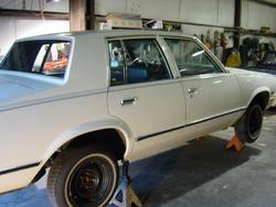 Another DSGB1429 1983 Chevrolet Caprice post... - 5742481