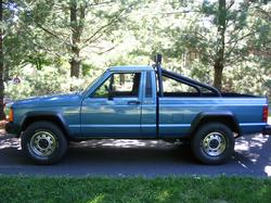 jftimbos 1989 Jeep Comanche Regular Cab