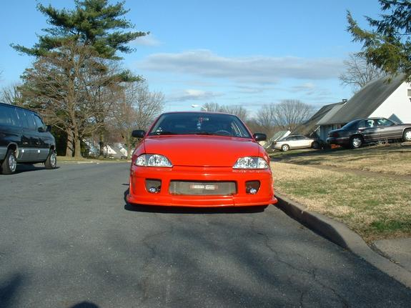littleered 2000 Chevrolet Cavalier