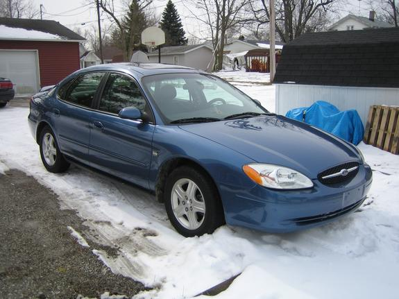 Another 02inBlue 2002 Ford Taurus post... - 5751590