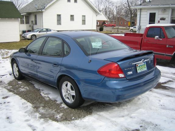 Another 02inBlue 2002 Ford Taurus post... - 5751593