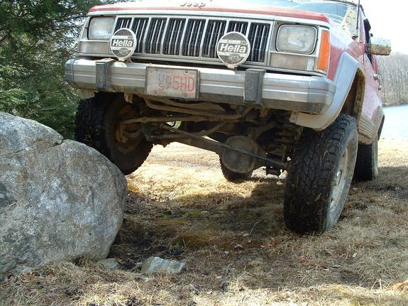 Another redxjraider 1995 Jeep Cherokee post... - 5751669