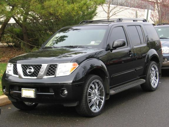 Bombay31 2005 Nissan Pathfinder Specs, Photos ...