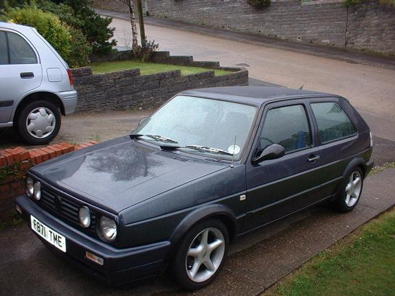 Another dave17r 1989 Volkswagen GTI post... - 5751487