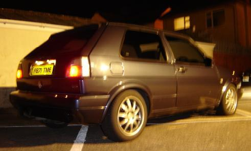 Another dave17r 1989 Volkswagen GTI post... - 5751497