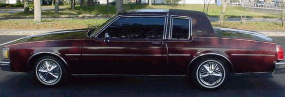 Another RidingLow83 1983 Oldsmobile Delta 88 post... - 5754970